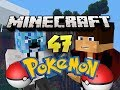 Minecraft Pokemon - Episode 47 - A CLOSE BATTLE!