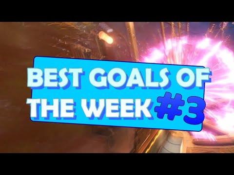 Best Goals Of The Week #3 Rocket League MasterMind 2.0