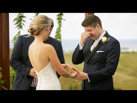 Amazing Wedding Vows | Courtney & Rob