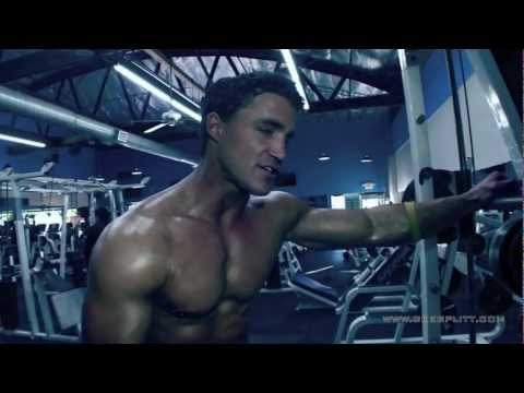 Greg Plitt - Deltoid Dominance Workout Preview - GregPlitt.com