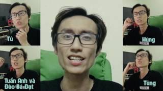 Shape of you (Funny version) - Lynk Lee Cover [Bạn nhờ đặt tên con]