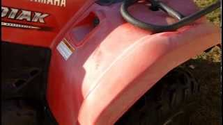 How To Restore Faded Or Oxidized ATV Plastic Fast & Easy