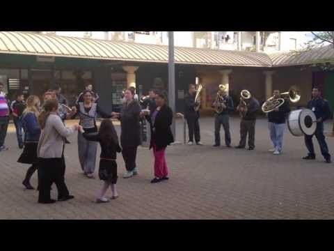 Fanfare Salijevic au Garros - Welcome in Tziganie 2013