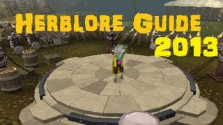 Ultimate 1-99 Herblore Guide Fastest Methods To Reach 99
