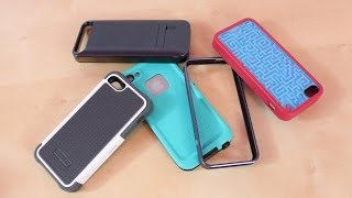 Top 5 BEST IPhone 5S 5C 5 Cases Review Favorite Case
