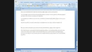 Aulão de Dir. Administrativo (Evandro Guedes)   Língua Portuguesa (Pablo Jamilk) (parte 2/4) view on youtube.com tube online.