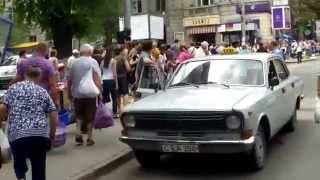 Lîngă MAI continuă să se facă piață ad-hoc #Chișinău