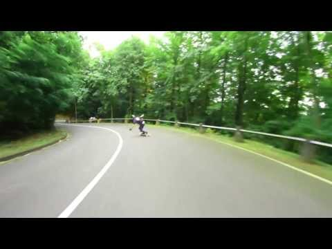Fibretec Skateboards Raw Run - Sven Willy