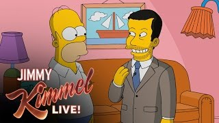 The Simpsons: Jimmy Kimmel Tour