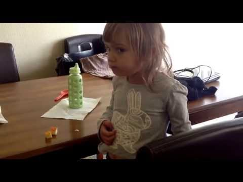 Toddler Discovers