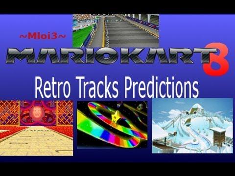 Mario Kart 8 Retro Tracks Predictions - 40.8KB