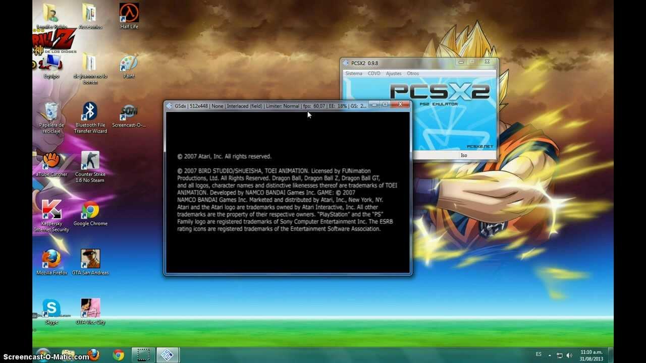 Emulador De Playstation 2 Para Pc
