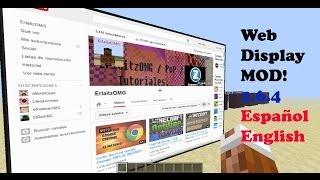 Descargar Y InstalarMod Web Displays / Internet En