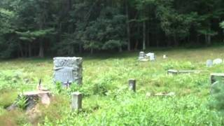 Weatherly Cemetery A Scary Place To Visit- Part 1