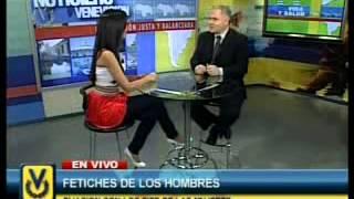 """Programa TV """"Vida y Salud"""". Tema: Los pies eroticos."""