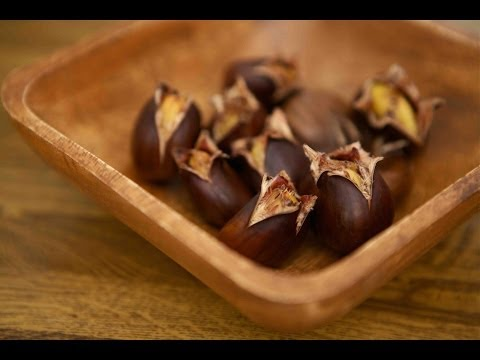 Back to Basics - Roasted Chestnuts