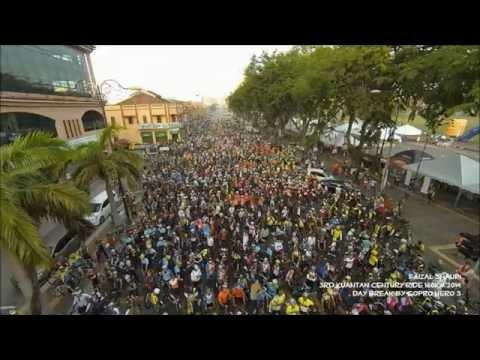 3rd Kuantan Century Ride 160KM 2014
