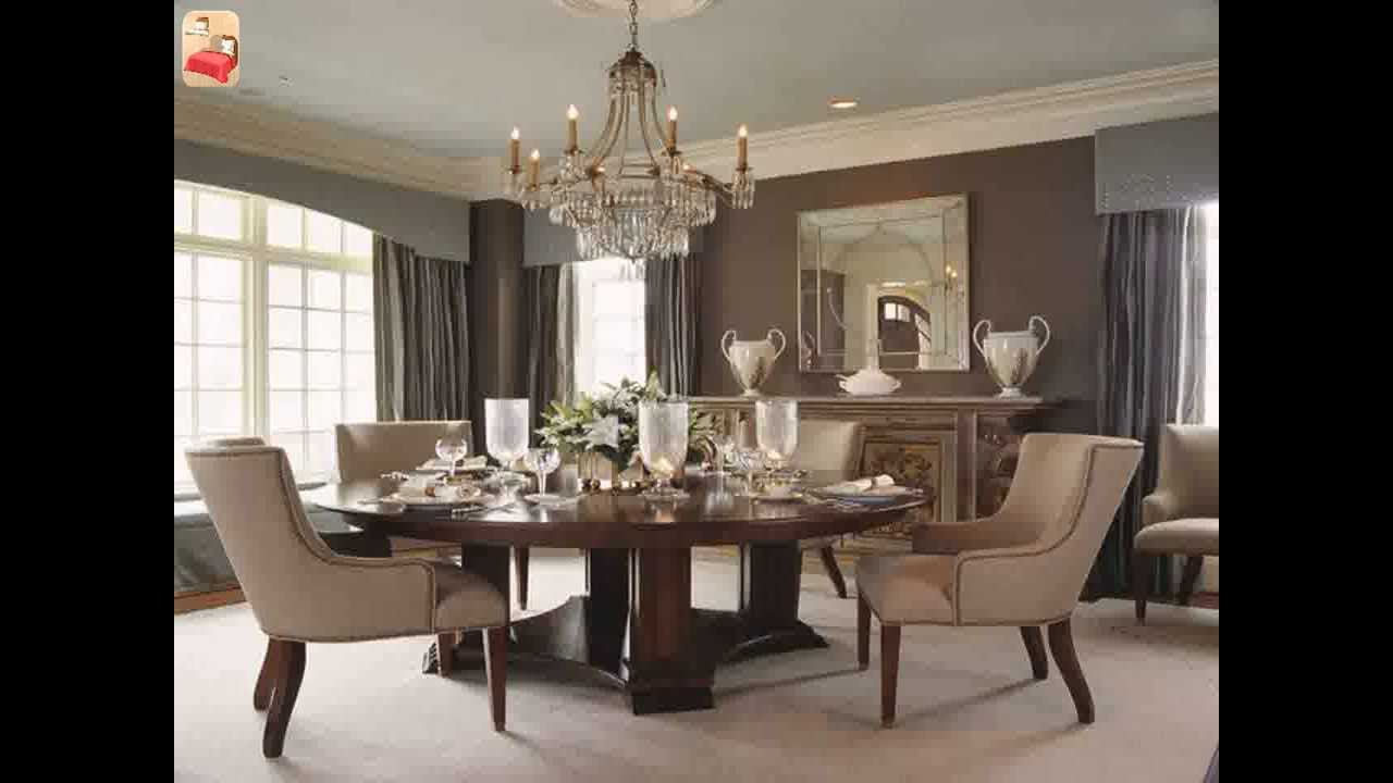 Dining room banquette ideas youtube for Dining room banquette
