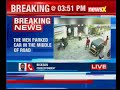 Thrissur: CCTV footage shows guard beaten up by 2 men over parking