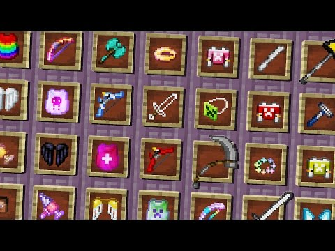 300+ NEW ITEMS FOR MINECRAFT!