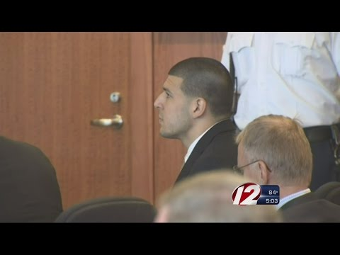 Aaron Hernandez's trial expected to begin in January
