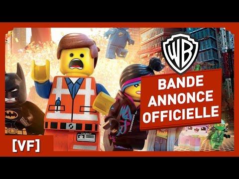Bande annonce LEGO La Grande Aventure