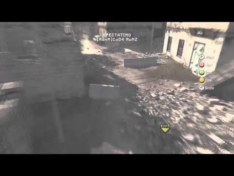 Freerunning Minitage (CoD4) (XBOX 360)