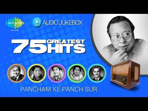 75 Greatest Hits of R D Burman | Pancham Ke Panch Sur | Evergreen Bollywood Songs Audio Jukebox