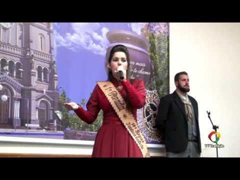 Prova Artistica Roberta Jacinto - Ciranda Estadual de Prendas