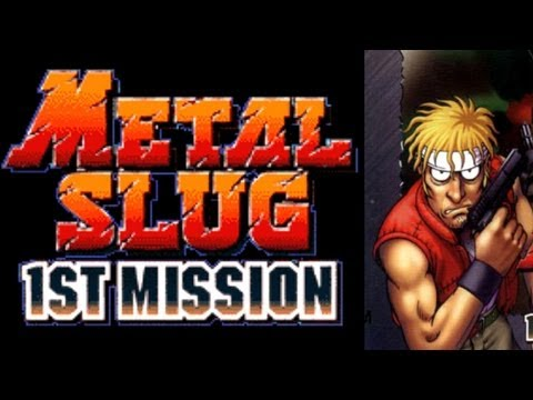 Longplay Metal Slug 1st Mission (Neo Geo Pocket) - Jogo Completo