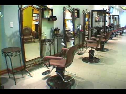 Upscale Salon : Upscale beauty & hair salon in Toronto for sale - YouTube