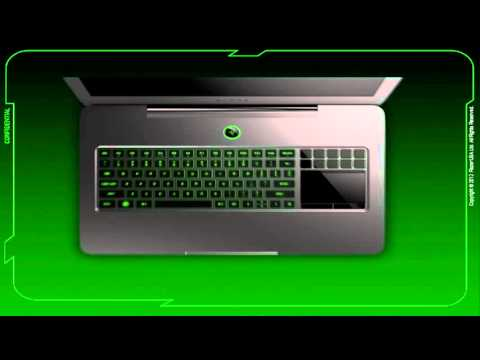 New Razer Blade Keynote - PAX Prime 2012