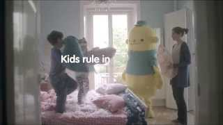 Kids Rule: Pillow Fight