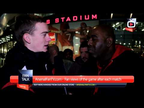 Arsenal 2 Tottenham Hotspurs 0 - This Win Will Give Us Confidence - ArsenalFanTV.com
