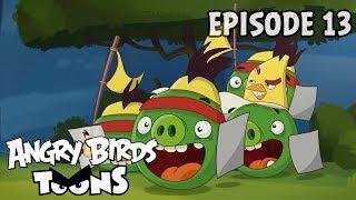 Angry Birds  - S2 #13 - Chuckmania