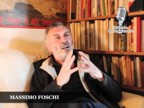 Intervista a MASSIMO FOSCHI (2012) | ilmondodeidoppiatori.it