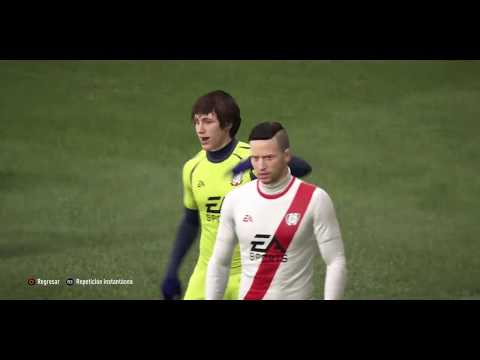 Best Goals In FIFA17 #2