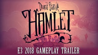 Don't Starve - Hamlet Gameplay Trailer