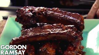 Sticky Pork Ribs - Gordon Ramsay