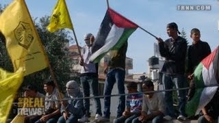 Real News: Rival Factions Hamas and Fatah Say They Will after Un Vote
