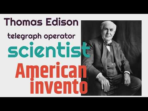 the life and contributions of thomas edison Thomas edison home guest | join edison 's greatest contribution to the telephone contributions to are.