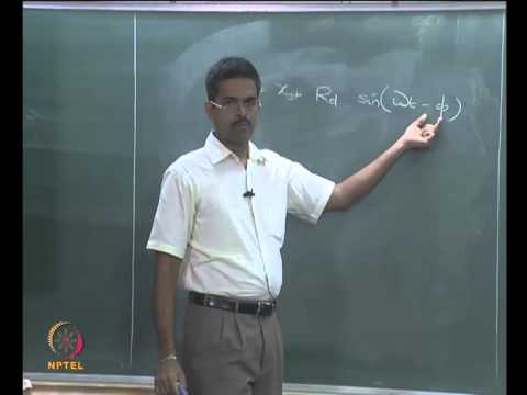 Mod-01 Lec-13 Undamped and damped systems II