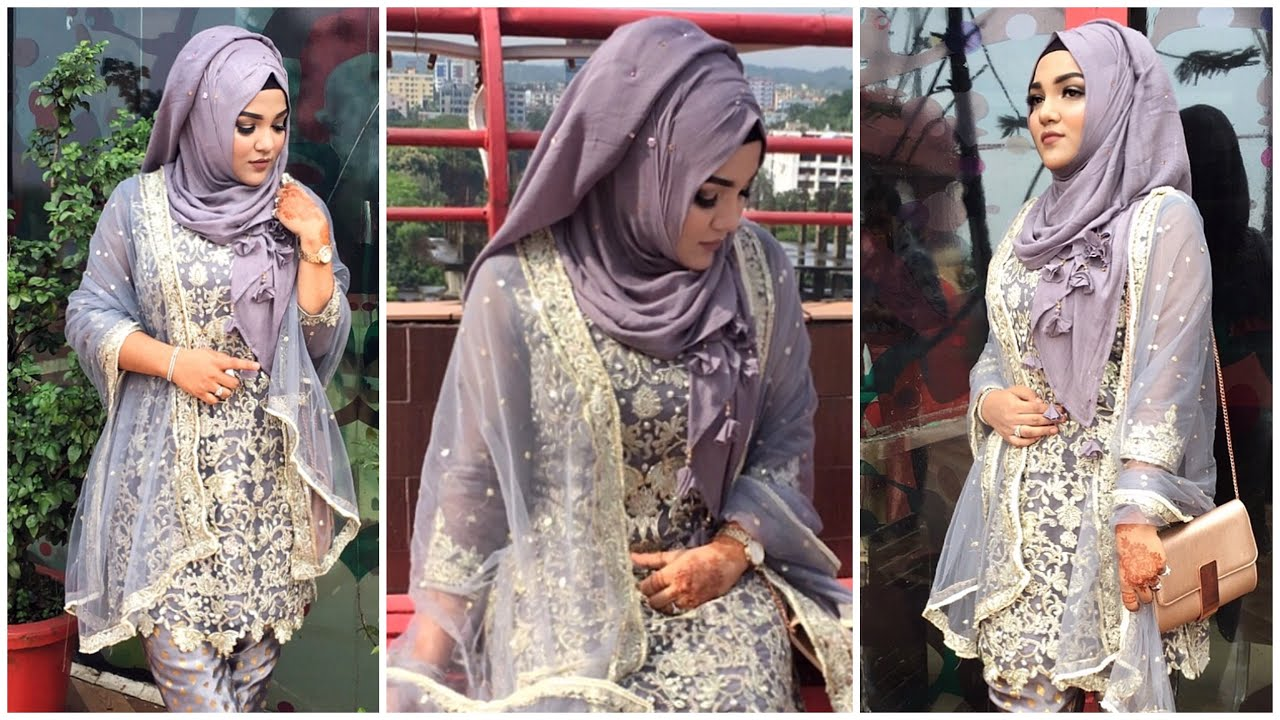 How To Wear A Dupatta On Head In Different Styles,Mother Wedding Dress
