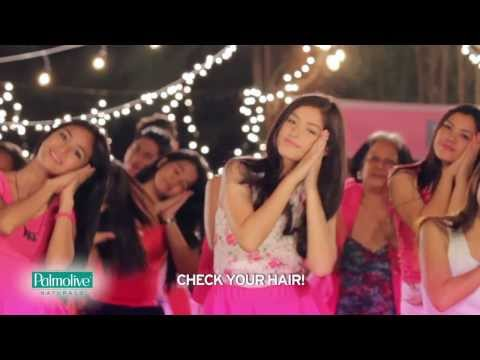 Bangong Palmolive CHECK Your Hair ft. Liza Soberano 90s ...