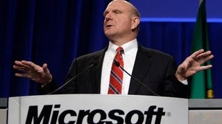 Stock Market News -- Steve Ballmer announces retirement:  Time to buy Microsoft?