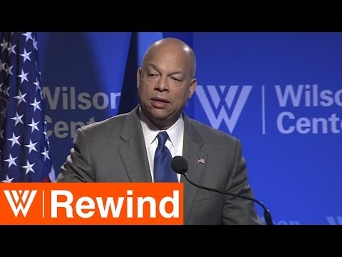 Rewind: A Conversation with Jeh Johnson