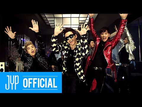 "[M/V] 2PM ""HANDS UP"" from HANDS UP"