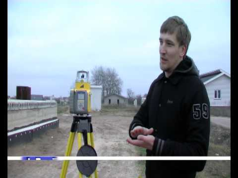 Spectra Precision matavimo instrumentai per BTV