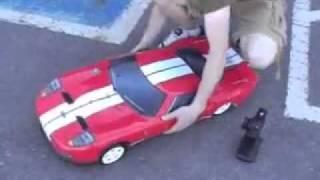 Ford GT RC Car