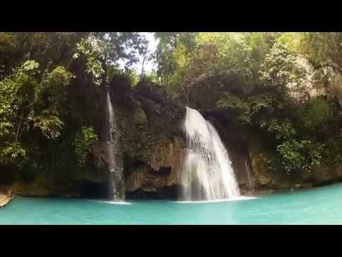 Kawasan Falls, Cebu Island, Philippines, Pt 2